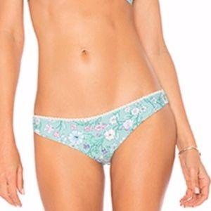 Spell Designs Flower Child Swim Pant Bottoms S